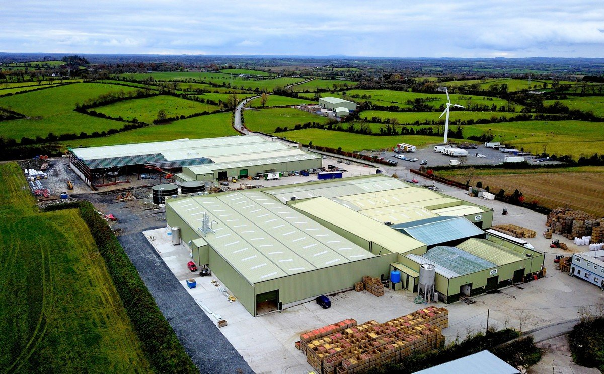 The Meade Potato Company in Ireland has started to extract starch from surplus potatoes and potato processing by-products