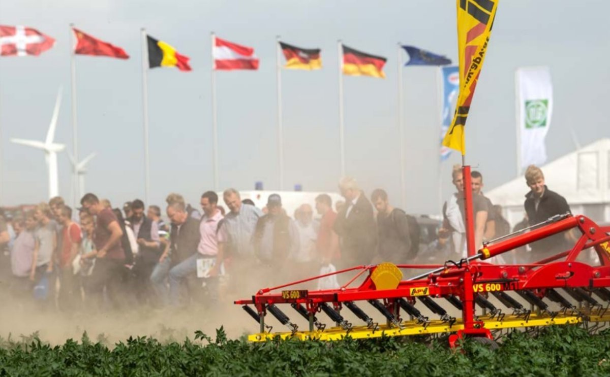 Large interest for participation at PotatoEurope 2021
