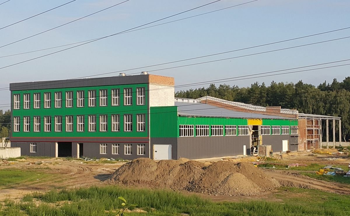 Chernihiv (Ukraine) is becoming the largest potato starch production hub in Eastern Europe including Russia