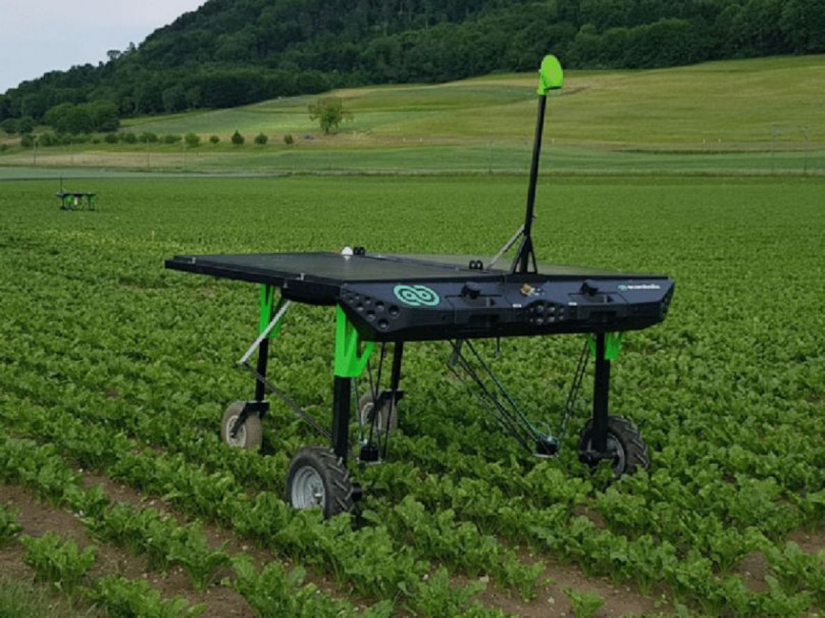 Nuevas tecnologías aplicadas a la producción de alimentos