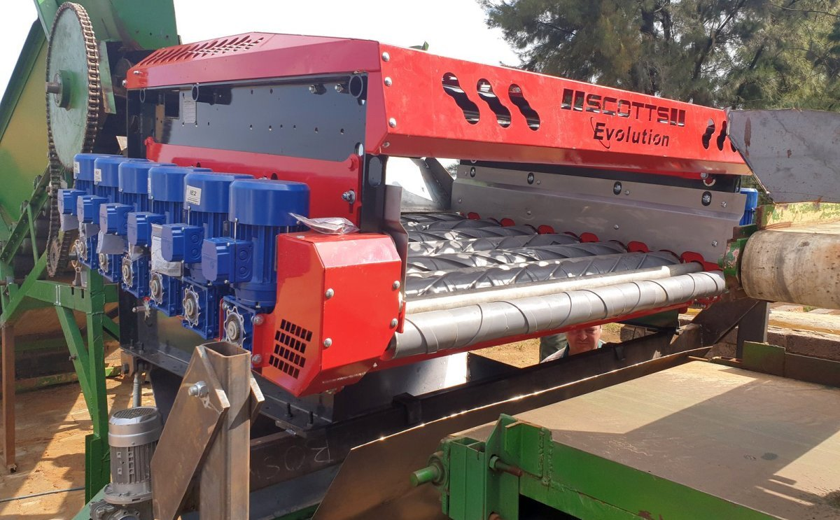 Scotts Sends its First Evolution to South Africa Following Canadian Recommendation