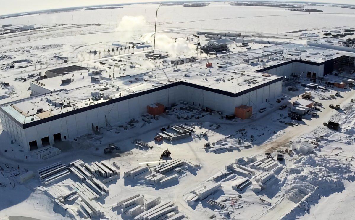 Snow shuts down Simplot's Portage La Prairie potato processing plant