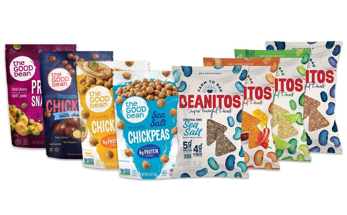 The Good Bean Creates Legume-Based Snacking Powerhouse with Acquisition of Beanitos