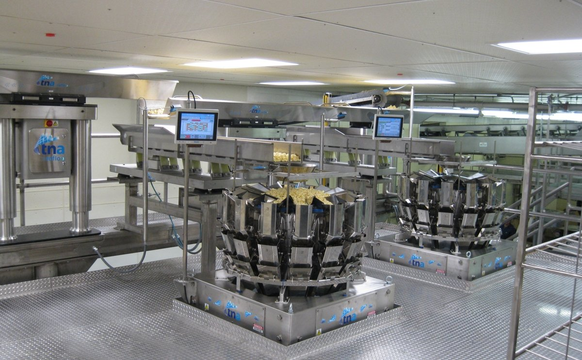 Snack manufacturer Keystone Food Products adds turnkey tna packaging lines