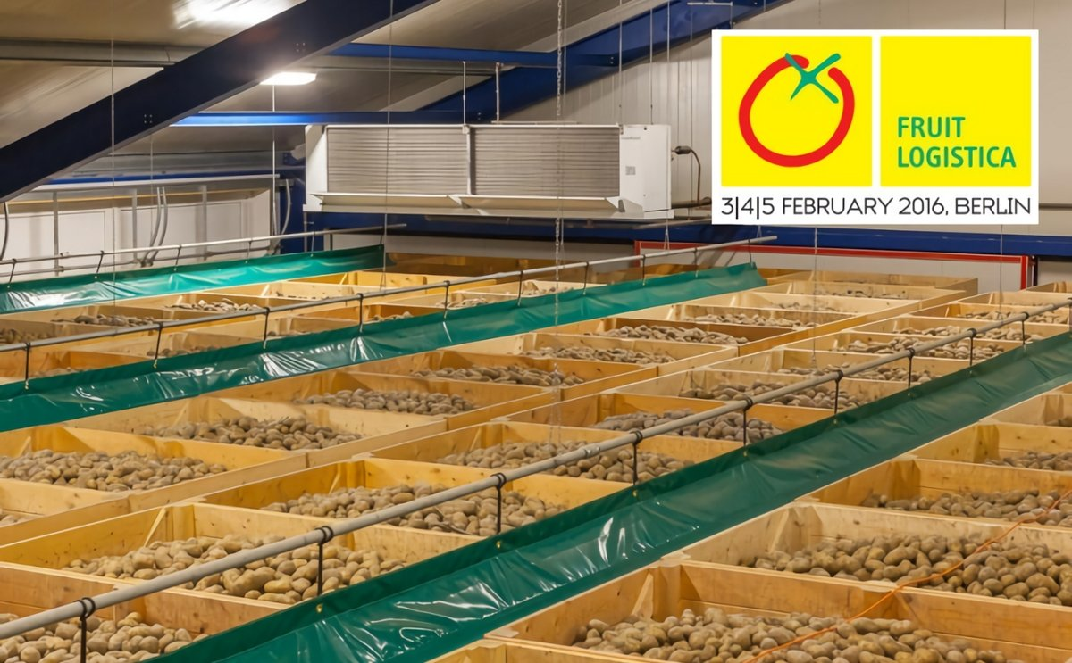 Together we know how to store, wash, sort and process: meet Tolsma-Grisnich-Kiremko-Concept Engineers at Fruit Logistica