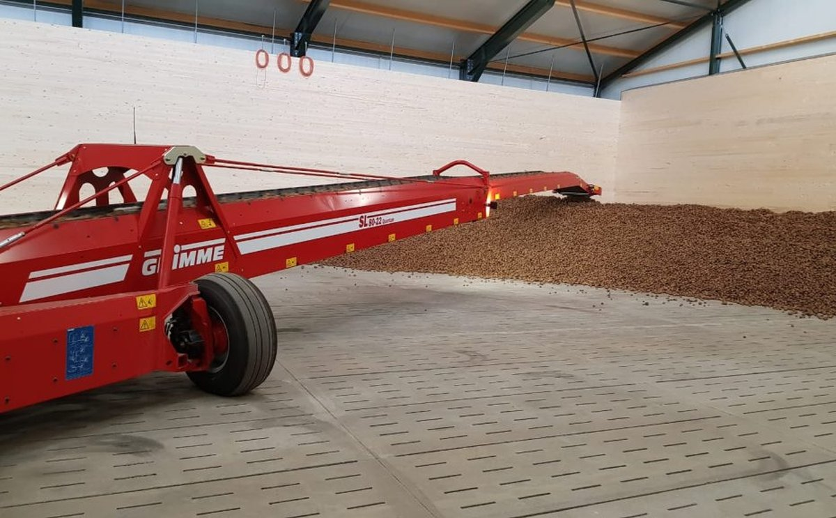 Tolsma-Grisnich and Grimme Scandinavia start collaboration in Scandinavia to meet demand for complete potato projects