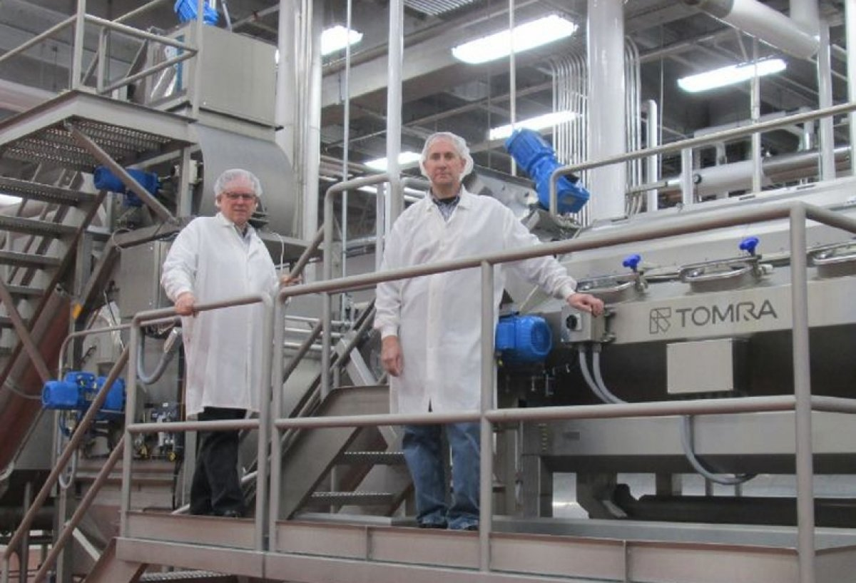 To peel its potatoes, Salads and Sides manufacturer Mrs. Gerry's Kitchen invests in an Orbit 350.