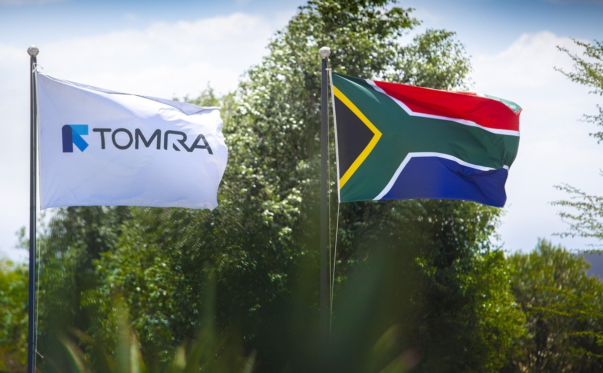 TOMRA's new regional headquarters in Johannesburg shows its commitment to Africa