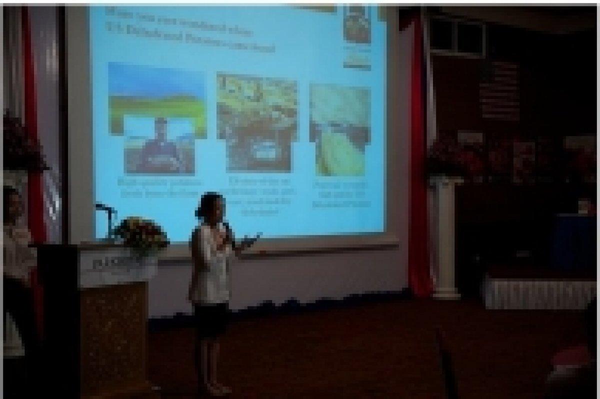 USPB presentation in Burma