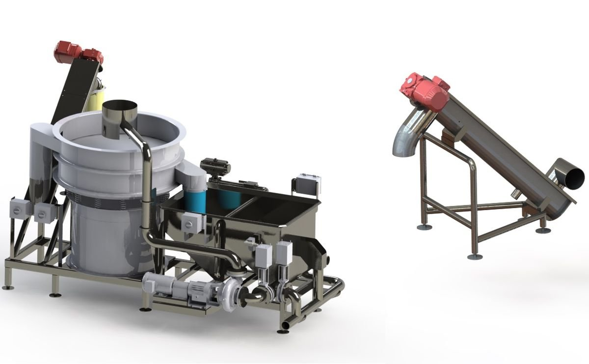 Vanmark Adds New Solutions to Address Peeler Water Usage and Treatment