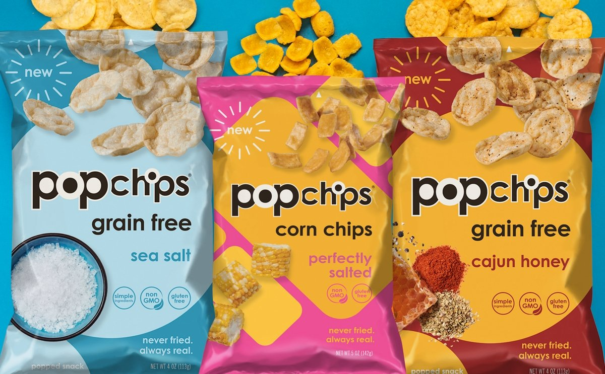 Velocity Snack Brands Extends Popchips™ with Two New Product Lines