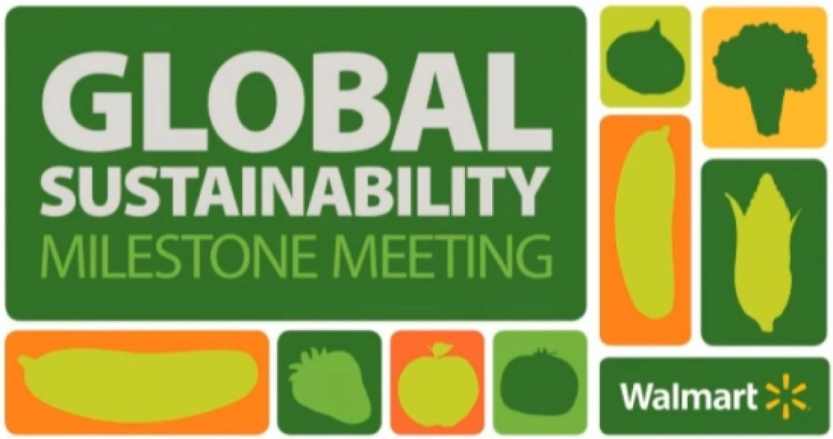 Walmart's steps up commitment to a sustainable food system