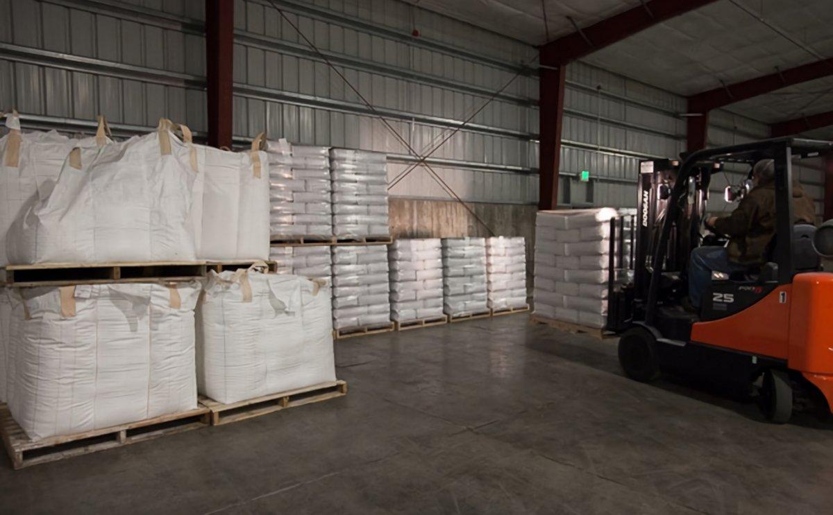 Ingredion acquires potato starch manufacturer Western Polymer