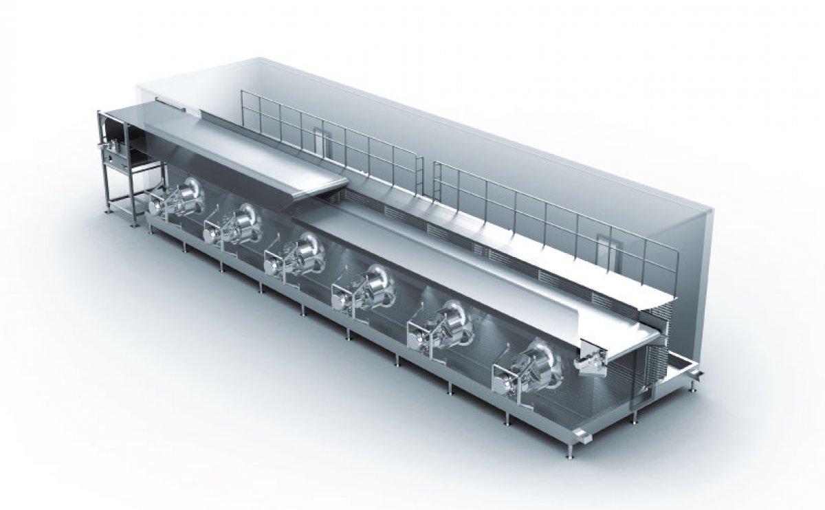 FPS IQF Tunnel Freezers | PotatoPro