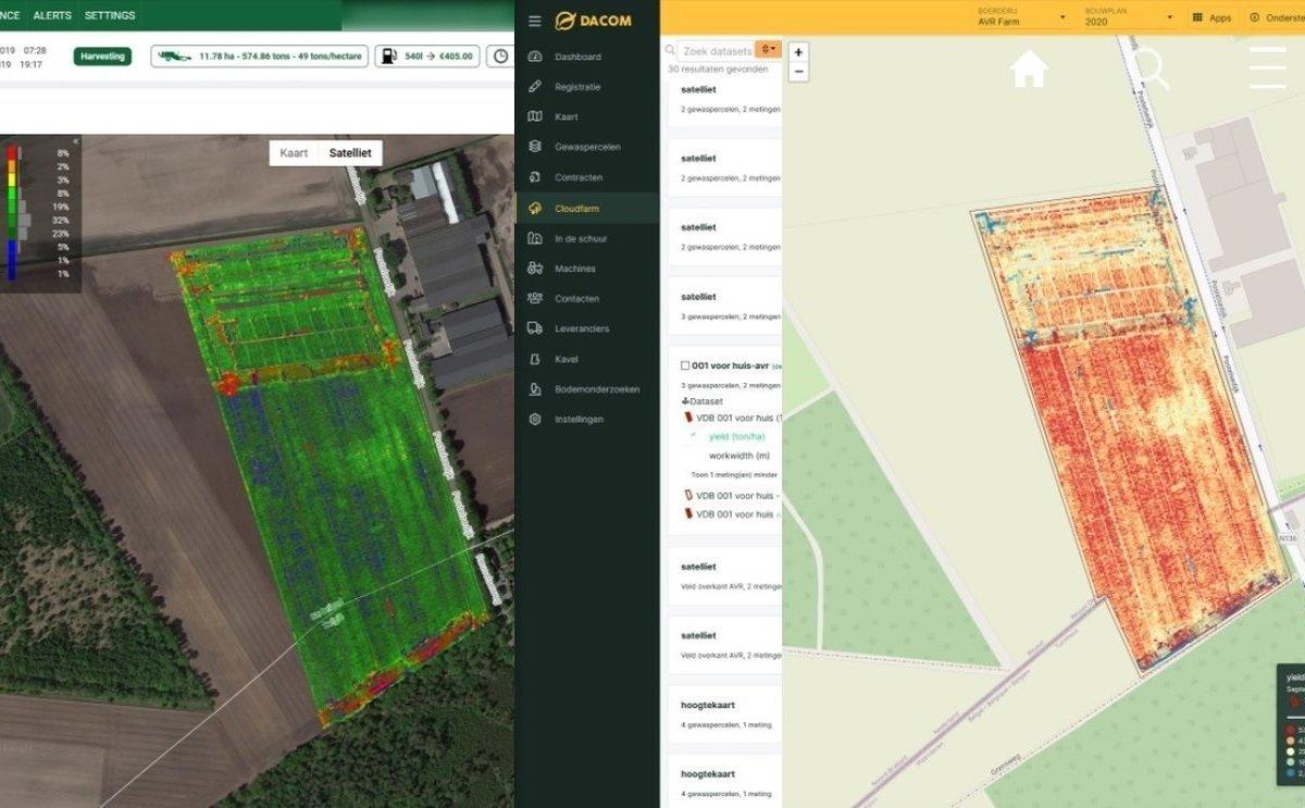 AVR and DacomFarm Intelligence offer field data on a silver platter
