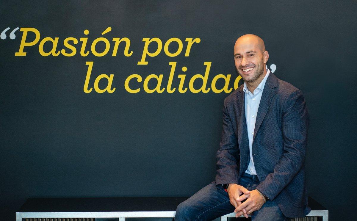 Alain Betancourt, nuevo Director Comercial de Patatas Meléndez