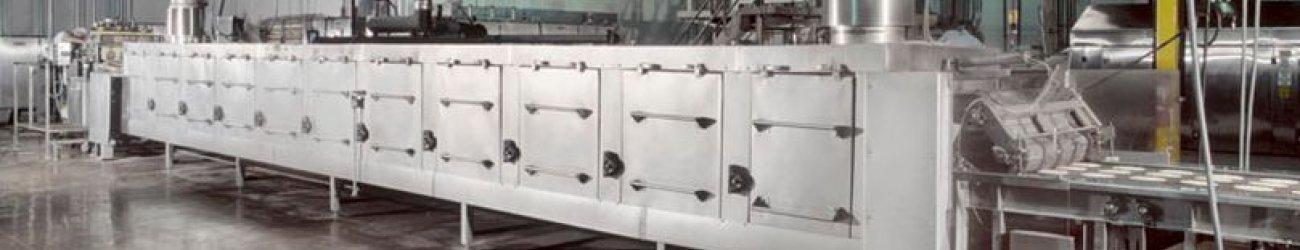 Baking/Impingement ovens