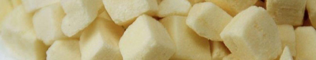Freeze-dried Potato Products