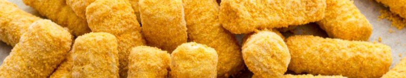 Frozen Potato Specialties - Potato Croquettes