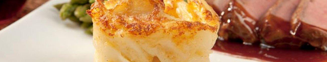 Frozen Potato Specialties - Gratins and Mash