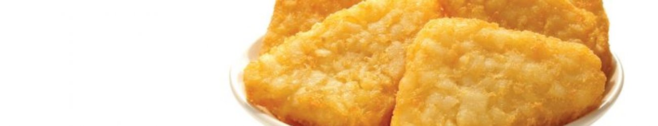 Frozen Potato Specialties - Rosti and Hash browns