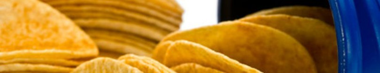 Stackable Potato Chips