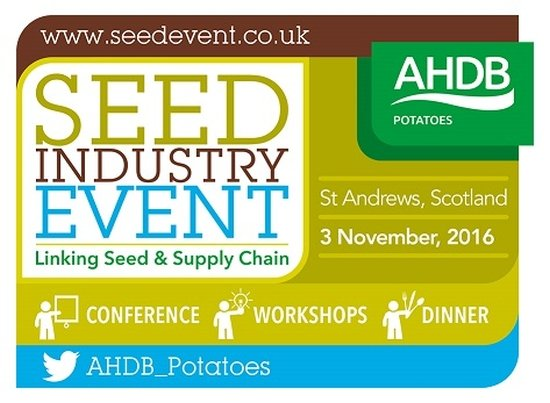AHDB Potatoes Seed Industry Event 2016