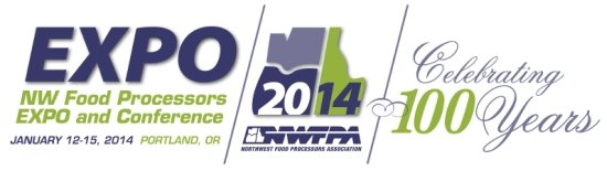 Northwest Food Processors EXPO and Conference 2014 (NWFPA)