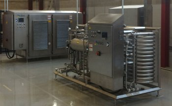 Elea PEF SafeJuice System for innovative processing of liquids