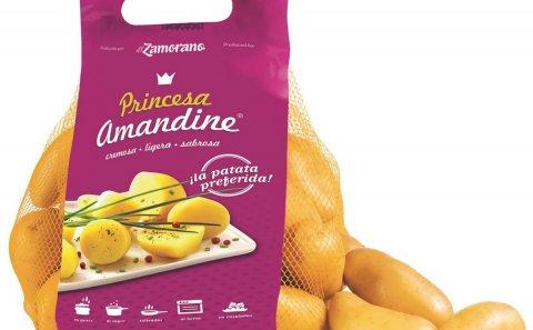 España: Princesa Amandine prevé duplicar este año su producción de patatas
