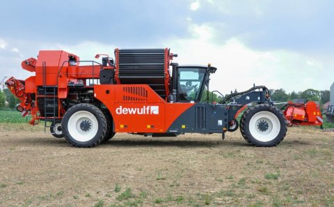 Dewulf updates its R3060 potato harvesters