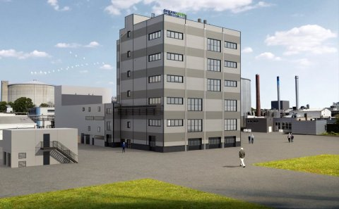 Emsland Group invests over 33.9 million euros in a new plant for drying and modification of potato and pea starch: Project WaltrAut - Construction is on Schedule