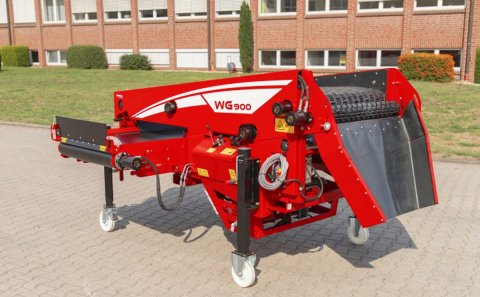 WG 900: The New Grimme Web Grader
