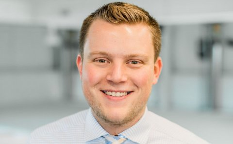 Jack Grote Promoted to Vanmark Sales Manager