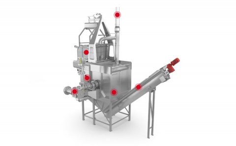 Potato Processing equipment specialist Kiremko sells 30 STRATA Invicta® steam peelers in 30 months