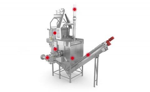 Potato Processing equipment specialist Kiremko sells 30 STRATA Invicta® steam peelers in 30 months