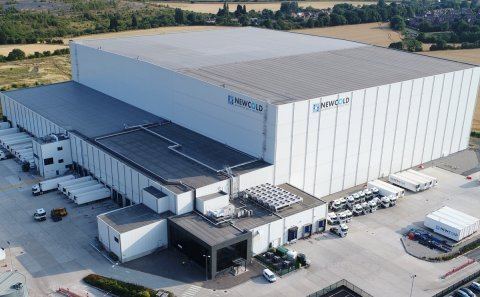 NewCold 'On Course' With New Cold Storage Facility