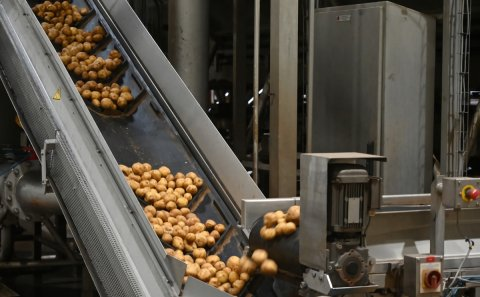 PepsiCo launched a new line for the production of chips in the Moscow region