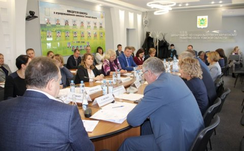 Potato seed-breeding center will be built in the Tomsk region