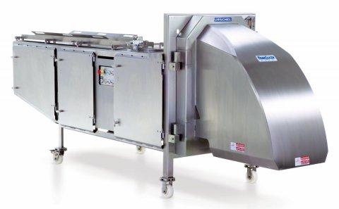 Translicer® 2520 Cutter: Savings In Sanitation